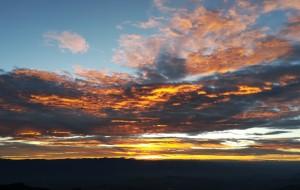 【宾川图片】鸡足山巅迎18新年,零点撞钟,祈福,清晨观日出