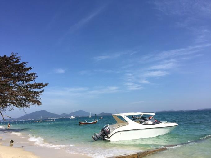 泰国芭提雅沙美岛回忆记