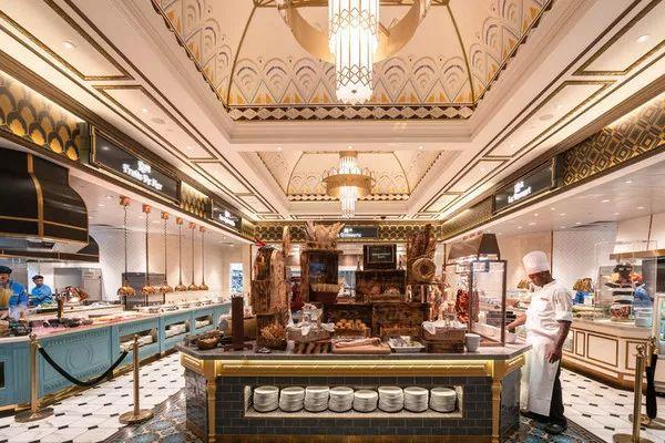 亲子欧式餐厅设计