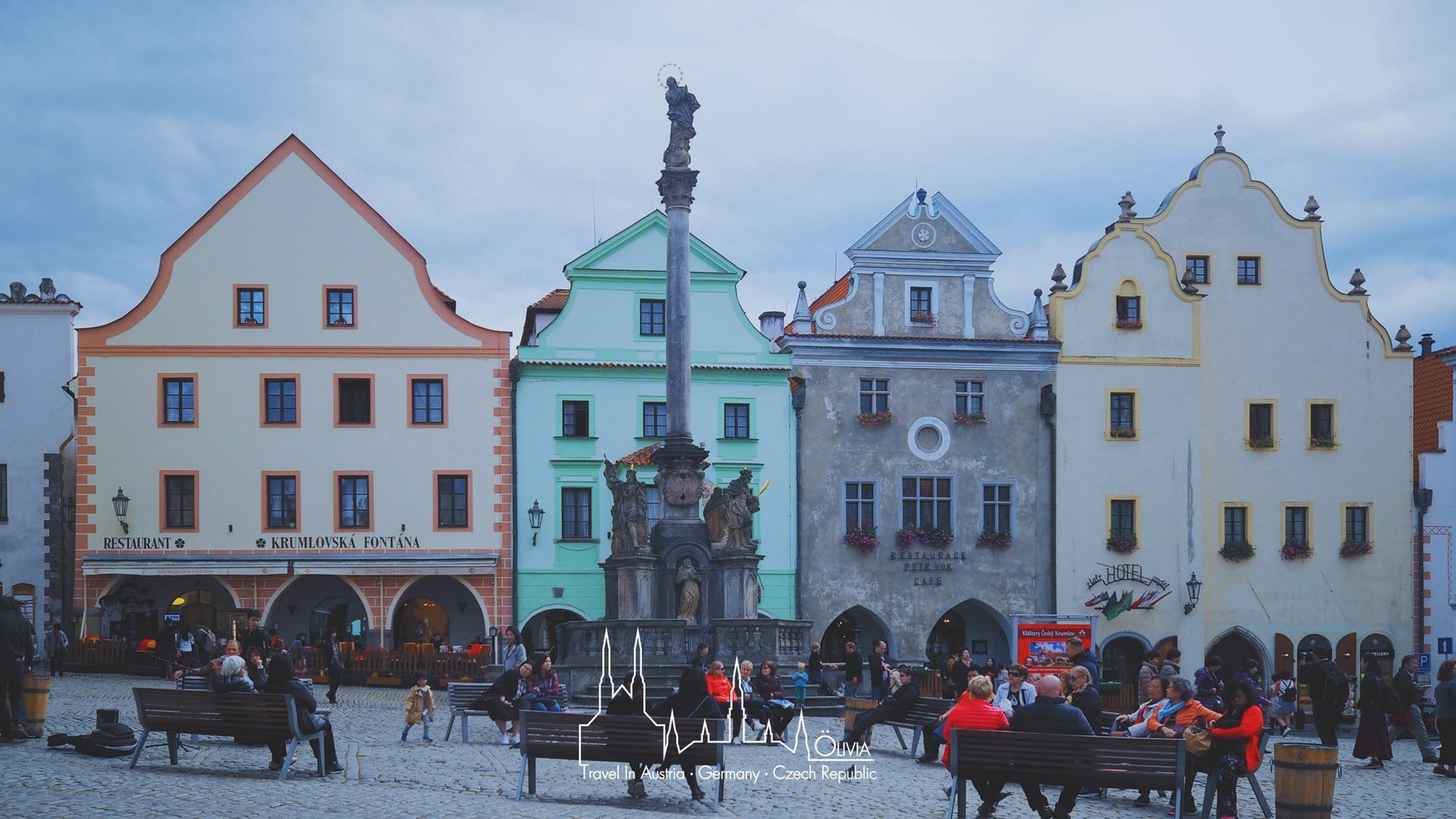遇见捷克,遇见它的多彩与美好