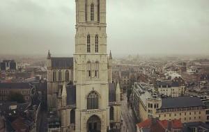 【根特图片】比利时根特-咱们教堂有力量