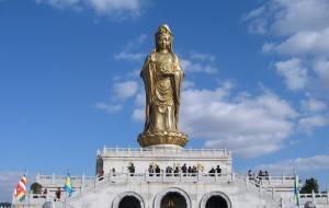 【舟山图片】不远的记忆:普陀山——观音菩萨道场,有求必应