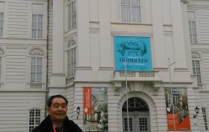 【维也纳图片】东欧六国之旅...外观维也纳国家剧院及街景随拍