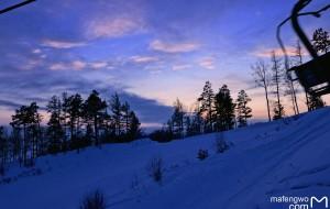 贝加尔湖娱乐-切尔基山滑雪场