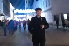 东欧六国之旅...夜游波兰克拉科夫市随拍记