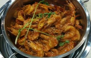 张家界美食-虾吃虾涮