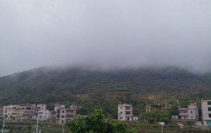 【同安图片】雨雾山