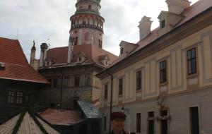 【捷克图片】东欧六国之旅...世界文化遗产捷克克鲁姆洛夫(B)古城堡记
