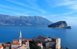 【黑山图片】黑山Montenegro有惊无险:2018无申根无美签但绝不是免签的!~