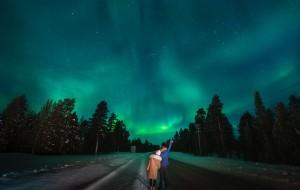 【赫尔辛基图片】【天晴姐步履不停之】哎呀,我把北极圈给睡啦(2018春节芬兰自驾之旅)