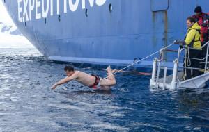 【南极洲图片】走近南极——在南极冬泳(271)
