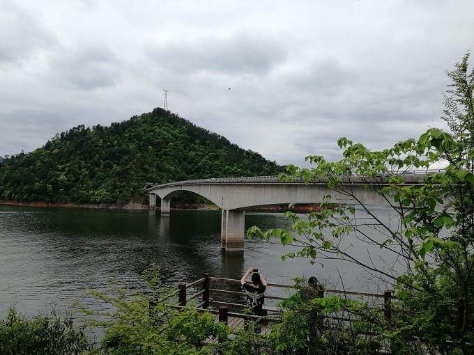 千岛湖小金山骑行