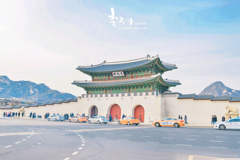【首尔景点图片】景福宫