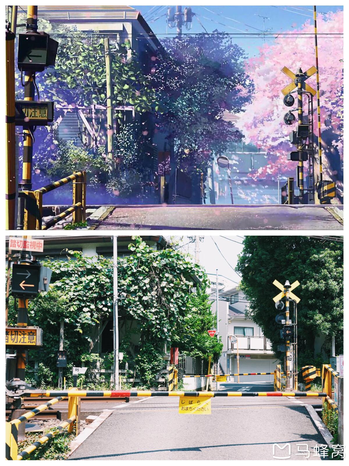 去东京寻访新海诚的足迹,《秒速五厘米》《言叶之庭》《你的名字》取景地打卡