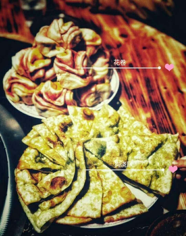 丝绸之路的美食