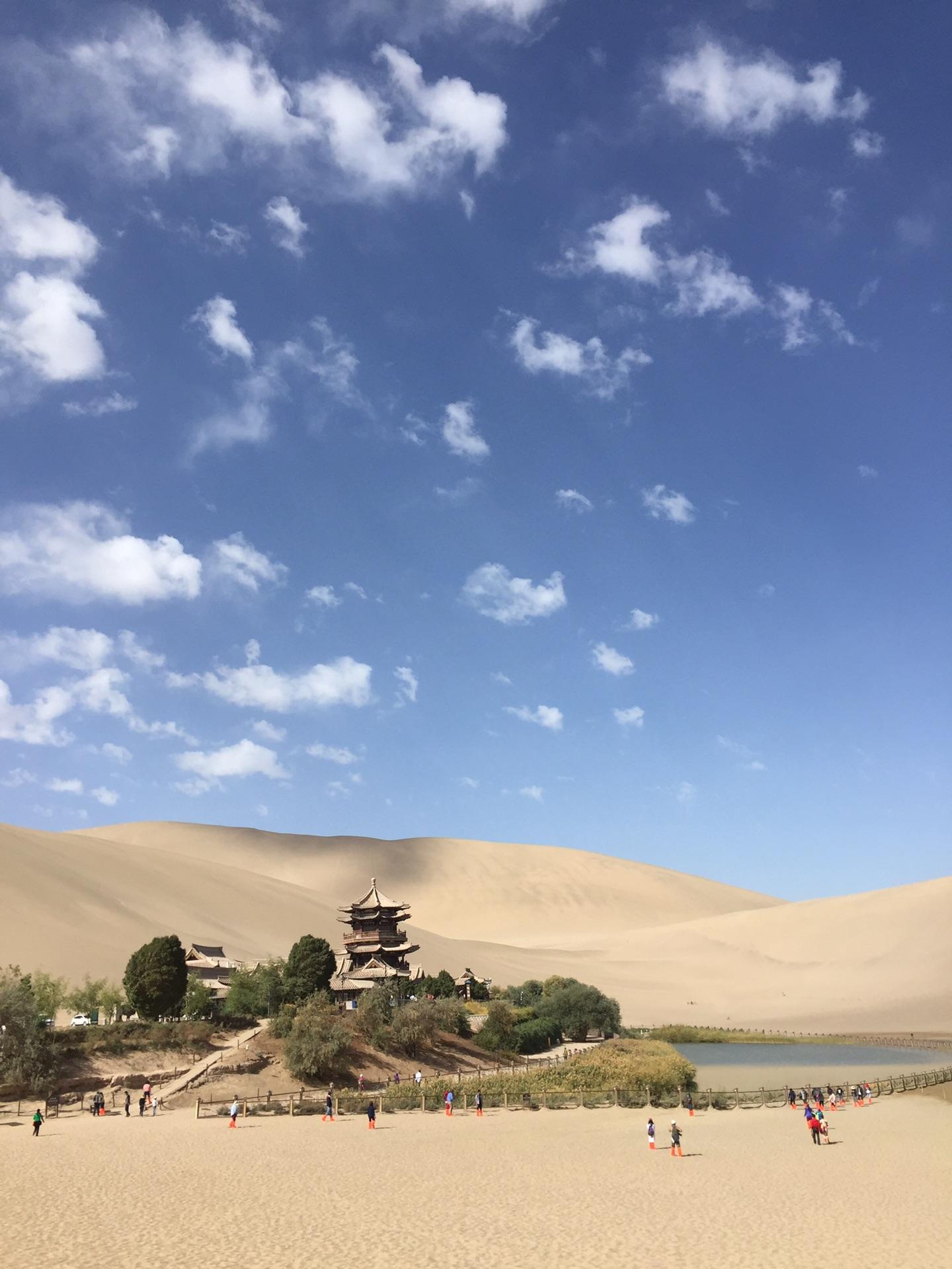 西宁-青海湖-敦煌-张掖大环线6日游
