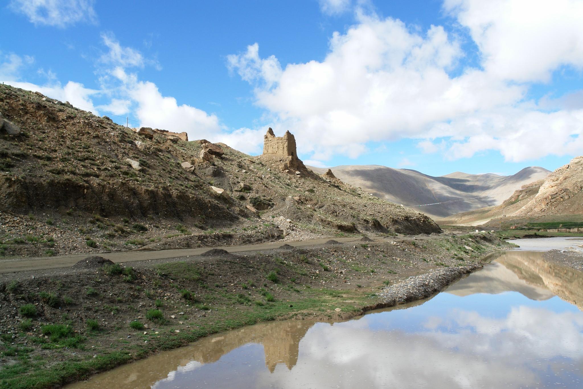 2006走过川、青、藏之延伸(1)~从拉萨到加德满都_游记