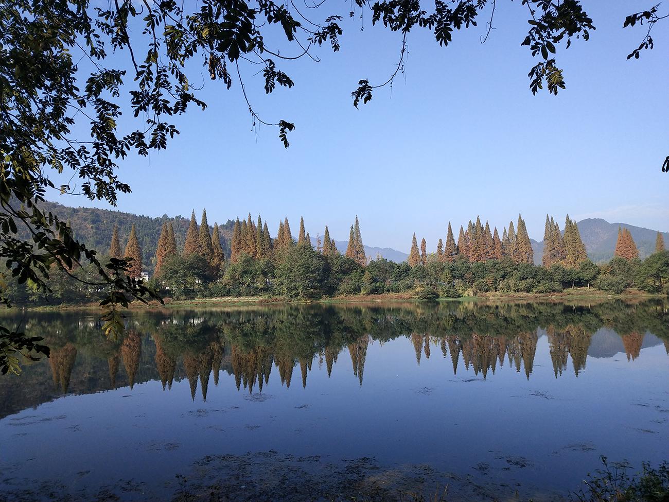 深秋的开化——下淤村一日游