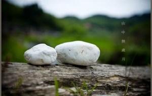 【三明图片】山中无岁月……闽西小城