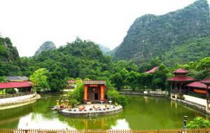 桂林娱乐-刘三姐大观园