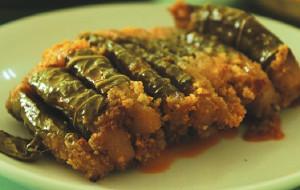 西塘美食-老马粉蒸肉