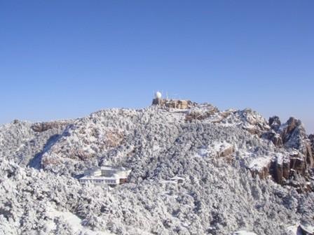 冬游黄山雪景(全程徒步),新安江,千岛湖,杭州全程自助