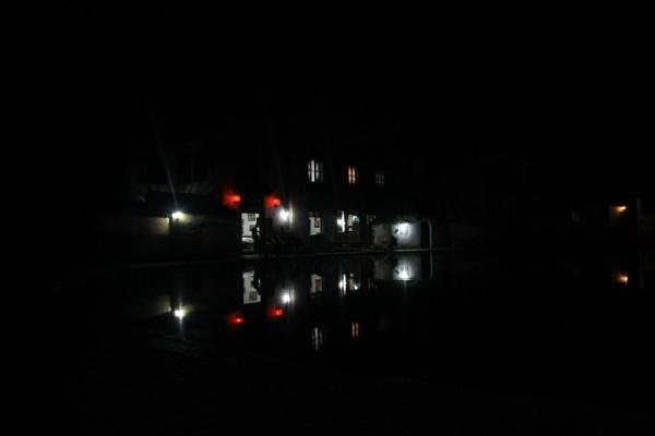 黑鸭子南屏晚钟歌谱