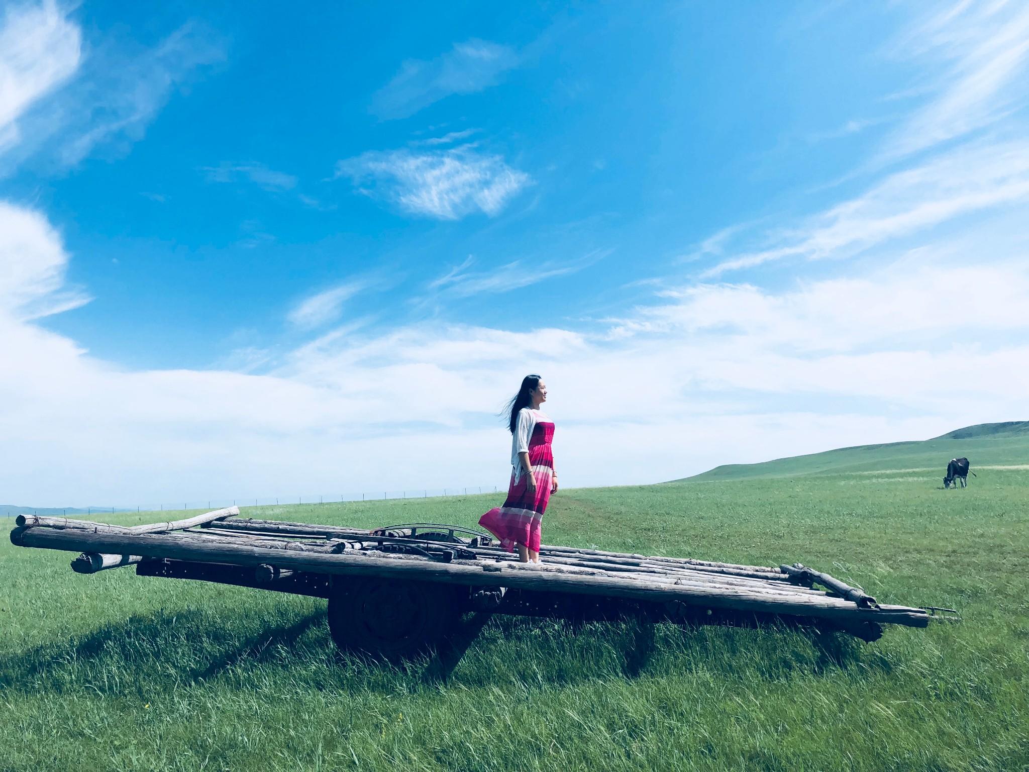 ·背包和我一起走(二)——呼伦贝尔大草原8天游(租车自驾)_游记