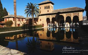【格拉纳达图片】西班牙格拉纳达秘境与阿拉罕布拉宫