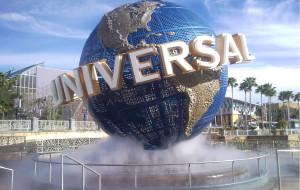 美国娱乐-奥兰多环球影城