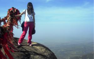 【陕西图片】记我的西安之行——徒步爬华山