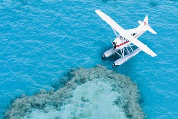 圣灵群岛 水上飞机大堡礁4.