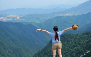 【台州图片】天台山之华顶国家森林公园篇