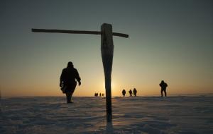【查干湖图片】渔猎部落-查干湖