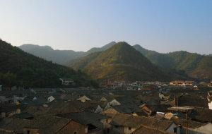 【浦江图片】嵩溪——散落在江南中部丘陵中的明珠