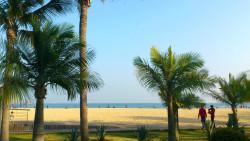 深圳景点-大梅沙海滨公园