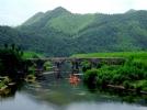 东津河漂流
