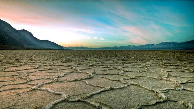 美轮美奂的沙漠 转图片