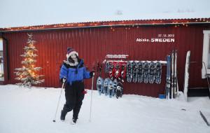 【北欧图片】【一路向北...】Abisko, Aurora 北欧极光~!
