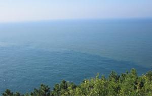 【旅顺图片】旅顺——白玉山,老铁山黄渤海分界线二日游