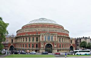 英国娱乐-皇家艾尔伯特音乐厅
