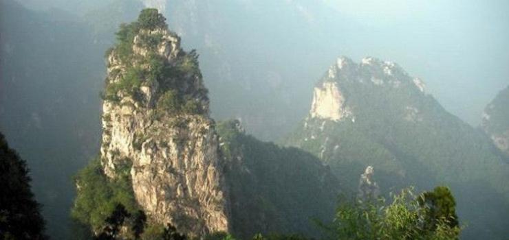 云蒙山国家森林公园(在线)
