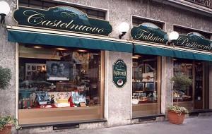 米兰美食-Pasticceria Castelnuovo