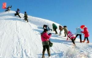 内蒙古娱乐-牙克石凤凰山滑雪场