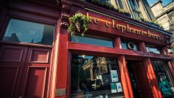 爱丁堡美食-大象咖啡馆(The Elephant House)