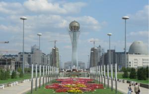 【哈萨克斯坦图片】哈萨克斯坦首都——阿斯塔纳掠影