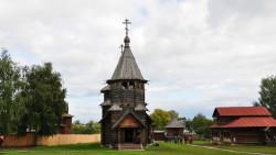 莫斯科景点-木制建筑与农民生活博物馆(Museum of Wooden Architecture and Peasant Life)