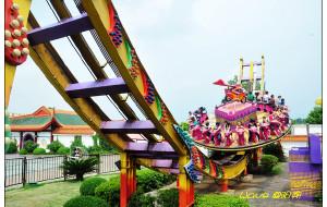 桂林娱乐-乐满地主题乐园