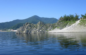 【松花湖图片】端午节去了吉林市的松花湖