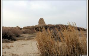 【瓜州图片】初冬西北乱行之五  瓜州榆林窟&锁阳城